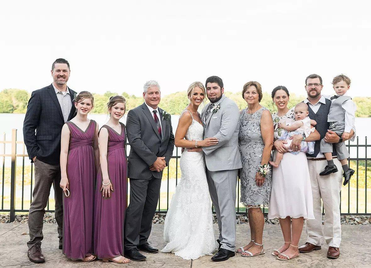 Glista Wedding
